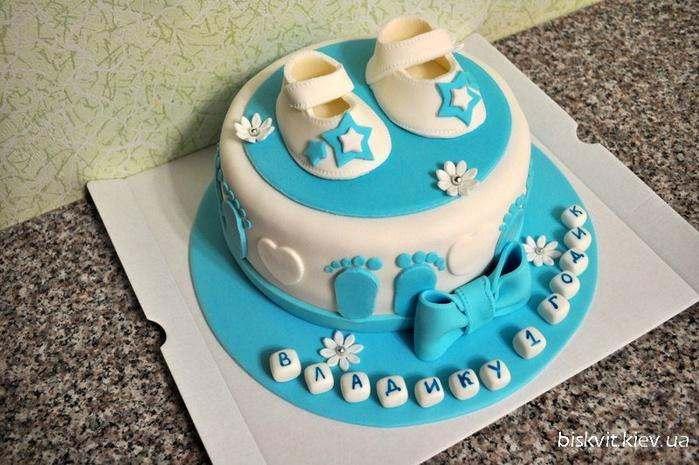 Торт на день рождения ребенка 1