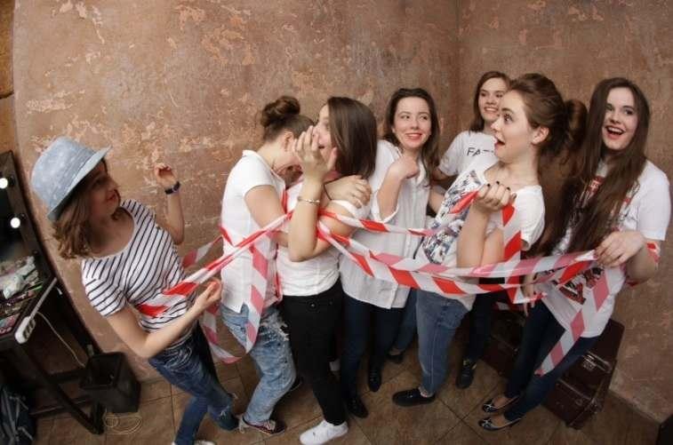 Ржачные конкурсы для молодежи
